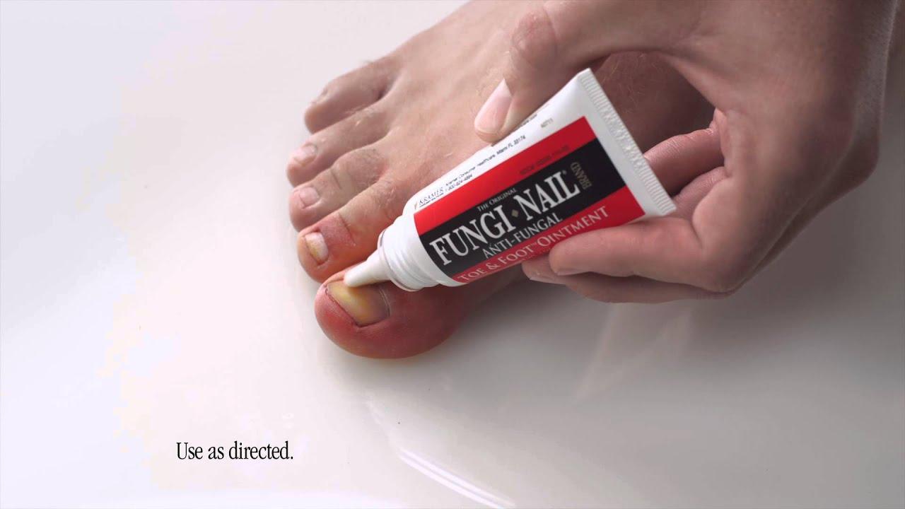 Fungi-Nail Commercial - YouTube