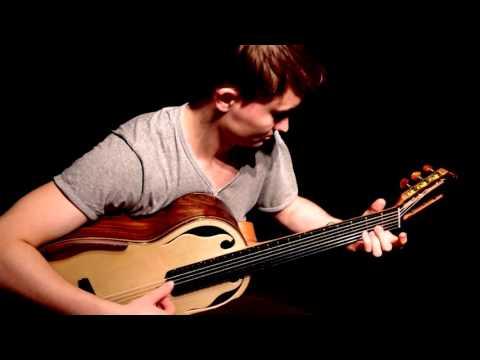 Adrian von Ziegler. Acoustic Guitar Cover
