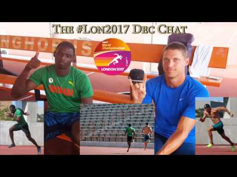 Chat #5 - Trey Hardee & Lindon Victor - #Lon2017 Decathlon