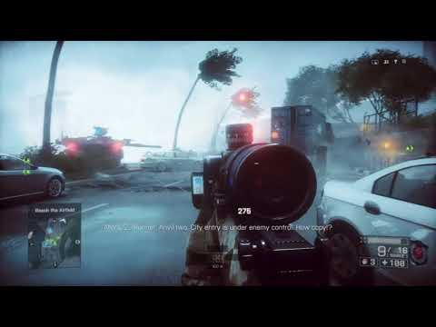 Battlefield 4™Campaign-  Singapore ( hard difficulty)