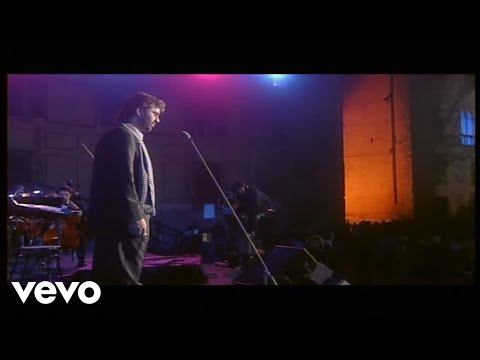 Andrea Bocelli - Caruso - Live From Piazza Dei Cavalieri, Italy / 1997 (Official Video)