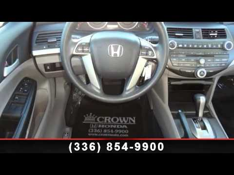 2012 HONDA ACCORD   Crown Honda Greensboro   Greensboro, NC