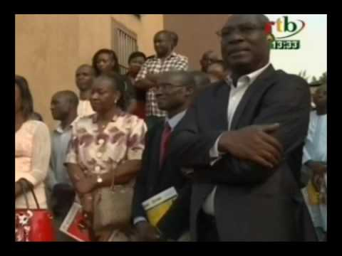 RTB - Ouverture de la 3e agence de Air Burkina