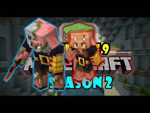 Download PIGLINS CAN KIDNAP?!! - Minecraft Let's Play - Ep.9 Season 2