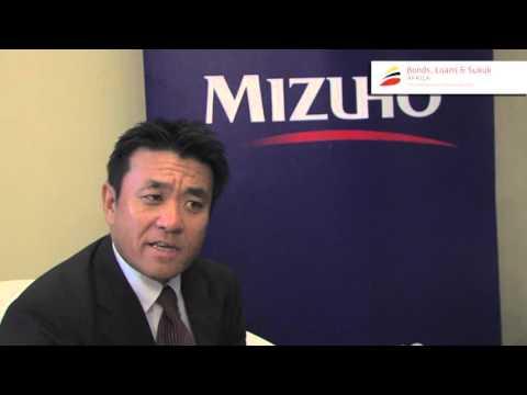 Testimonial by Yasuyuki Yamaji, Chief Representative, Mizuho Bank