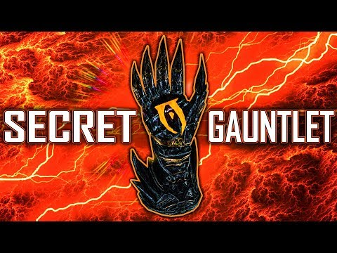 Hidden Gauntlet Of The Pirate King - Elder Scrolls Detective