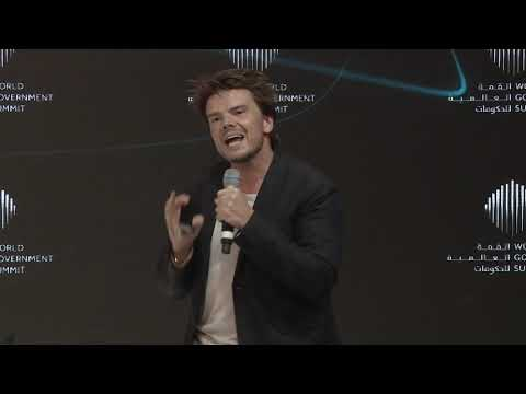 Why Evolution Leads To Mars? - Bjarke Ingels -WGS 2018