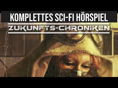 Zukunfts-Chroniken - Minenräumdienst Sektor 145 (Science Fiction / Hörspiel / Hörbuch / Komplett)