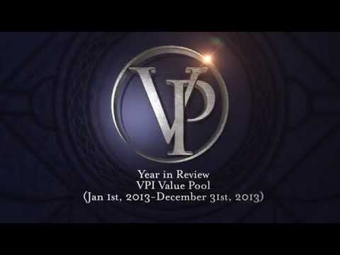 VPI Value Pool Year in Review
