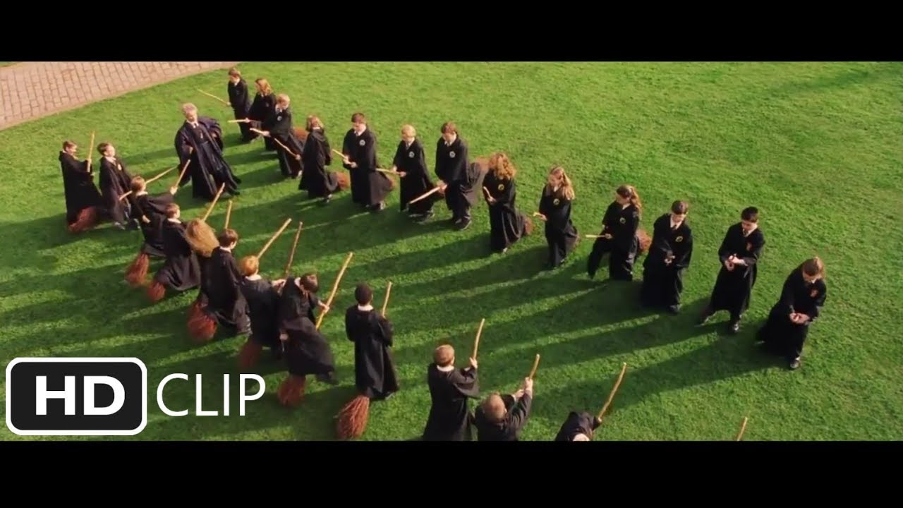 Download First Flying Lesson | Harry Potter and the Sorcerer's Stone