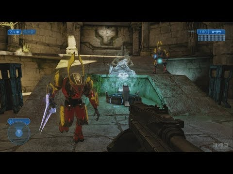 Halo Games Hack Mode 1 Level3 Good Game's