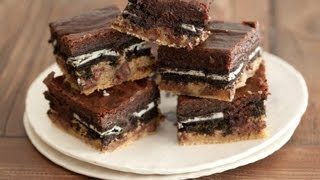 Gaby's Famous Slutty Brownies