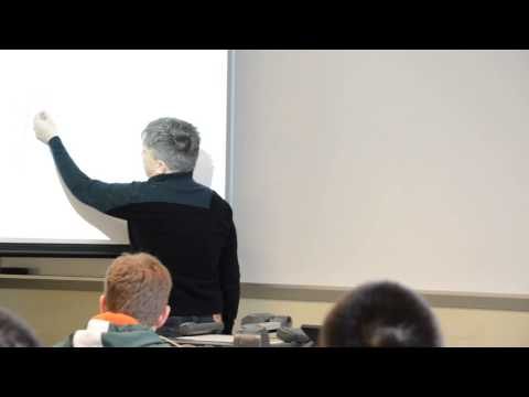 Field Emission from Carbon Nanotube Firber, Dr. Marc Cahay (part 1)