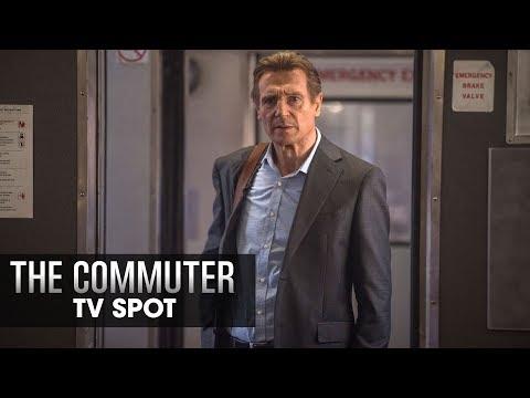 "The Commuter (2018 Movie) Official TV Spot ""Offer"" – Liam Neeson, Vera Farmiga, Patrick Wilson"