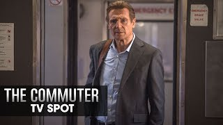 "The Commuter (2018 Movie) Official TV Spot ""Offer"" – Liam Neeson, Vera Farmiga, Patrick Wilson"