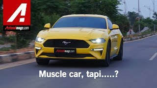 Ford Mustang EcoBoost Review amp; Test Drive by AutonetMagz