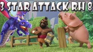 clash of clans angriff strategie