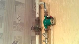 Циркуляционный насос отопления надо менять(И водяной насос в отопительной системы дома отказал., 2016-09-25T19:25:29.000Z)