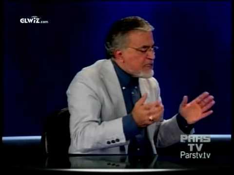 Baha'i-Maybodi interview with Fariborz Sahba in Pars TV (Part 1)