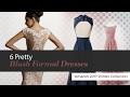 6 Pretty Blush Formal Dresses Amazon 2017 Winter Collection