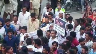 Police step up vigil in Surat after minor girl's rape, murder