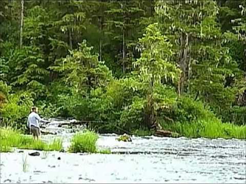 2001 July Alaska, Admiralty Island, Distin Lake, Hasselborg Lake, Alexander Lake
