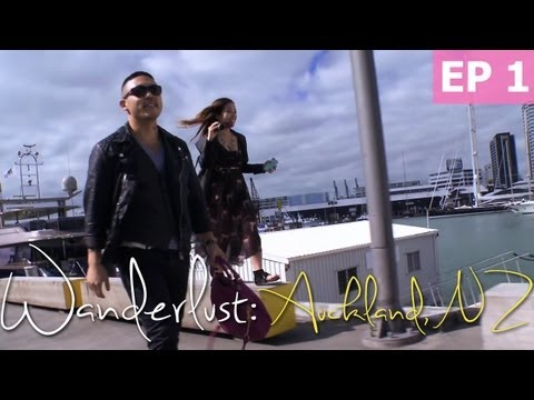 Welcome to Auckland | Wanderlust: New Zealand [EP 1]