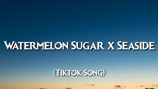 Harry Styles - Watermelon Sugar x Seaside - SEB (Lyrics) [TikTok Song]