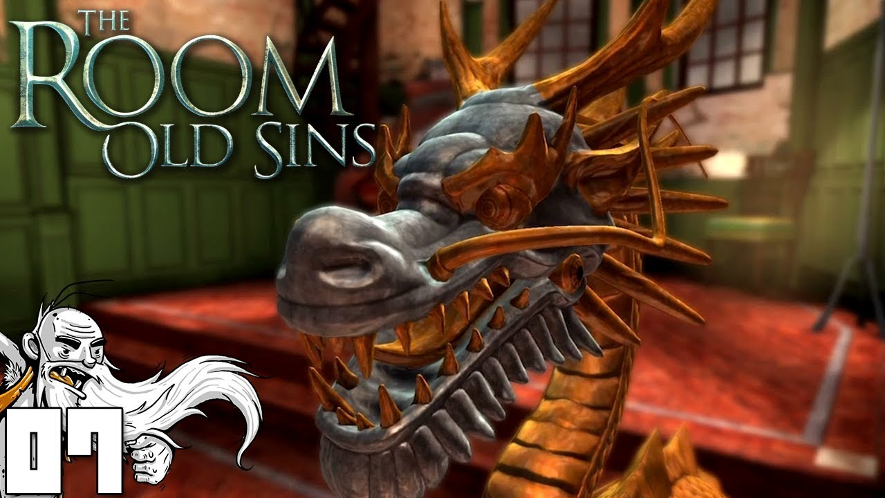 Charming The Room Game Help Part - 8: The Room Old Sins Full Game Walkthrough