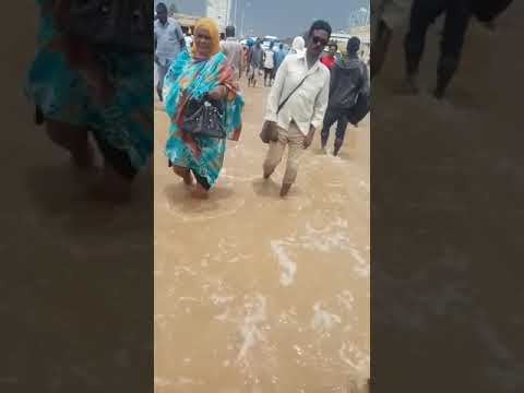 Rain in Sudan