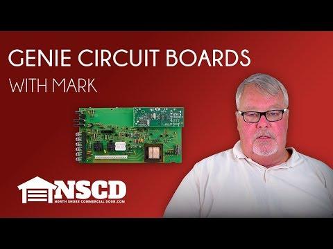 Tech Talks: Genie Circuit Boards