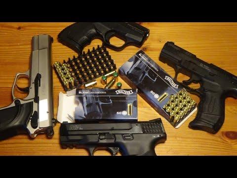 Walther 9mm PAK Schreckschussmunition
