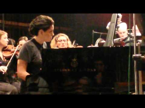 Ana Kipiani - Rachmaninov - 2nd Piano Concerto - Movement 1
