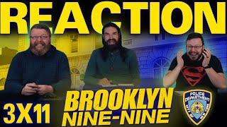Brooklyn Nine-Nine 3x11 REACTION!!