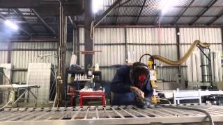 Video Aluminium tack welding for pool fences download MP3, 3GP, MP4, WEBM, AVI, FLV Agustus 2018