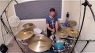 A Great Big World & Christina Aguilera - Say Something - Drum Cover - Studio Quality (HD)
