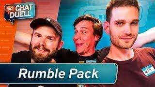 Chat Duell #68 | Rockstah, Jules und Tim von Rumble Pack gegen Ede, Gunnar & Viet