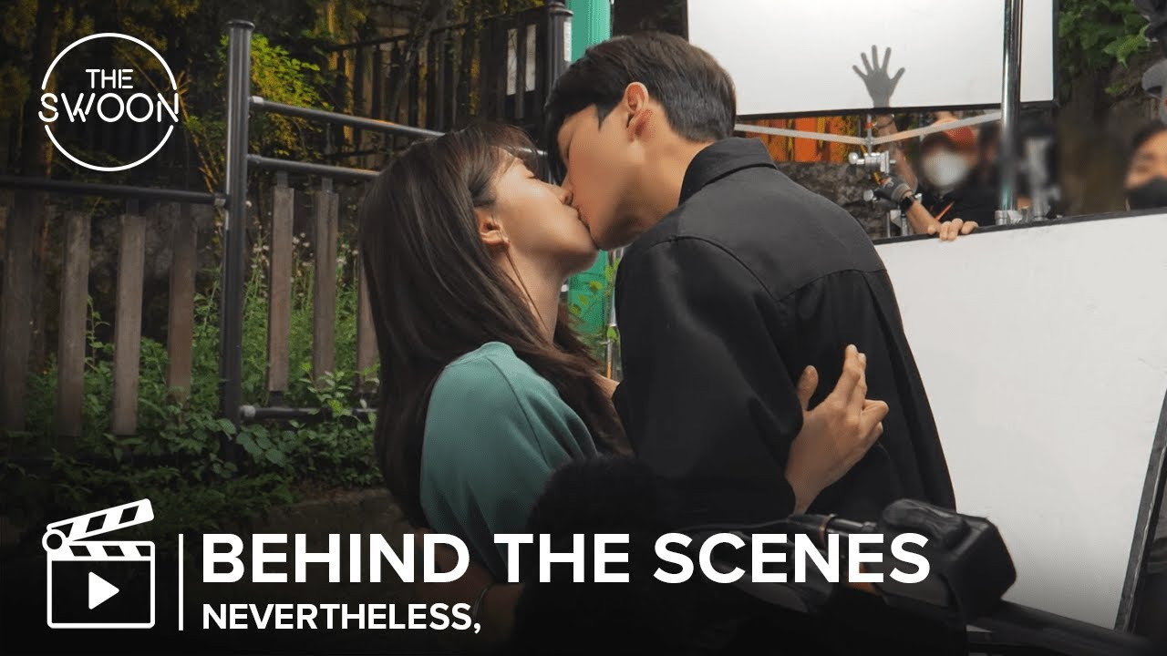 Download [Behind the Scenes] Song Kang and Han So-hee perfect their first kiss   Nevertheless, [ENG SUB]