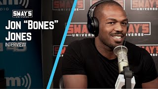"Jon ""Bones"" Jones Talks About His 10th World Championship with Alexander Gustafsson At UFC 232"