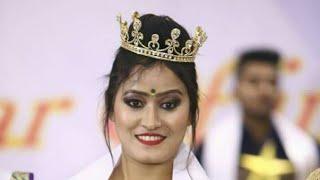 KOCH RAJBANSHI PRIDE | Bharati Barman | Winner of Star Of India Fashion Show Season 2