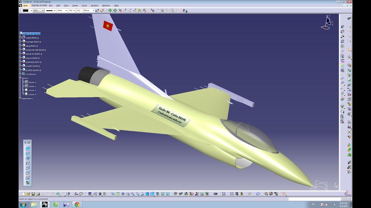 Aircraft Wing Design Software