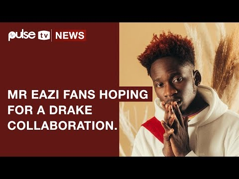 Mr Eazi Spotted with Diddy, Drake & Tyler Perry. International Collaboration Coming? | Pulse TV