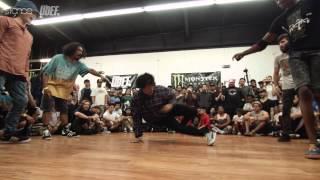 Underground Flow vs Freak Show // .stance x udeftour.org // Van Jam III