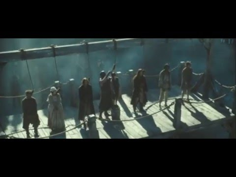 Hoist The Colours - Pirates Of The Caribbean At World's End (Movie Scene)