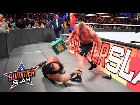 Money in the Bank Full Match