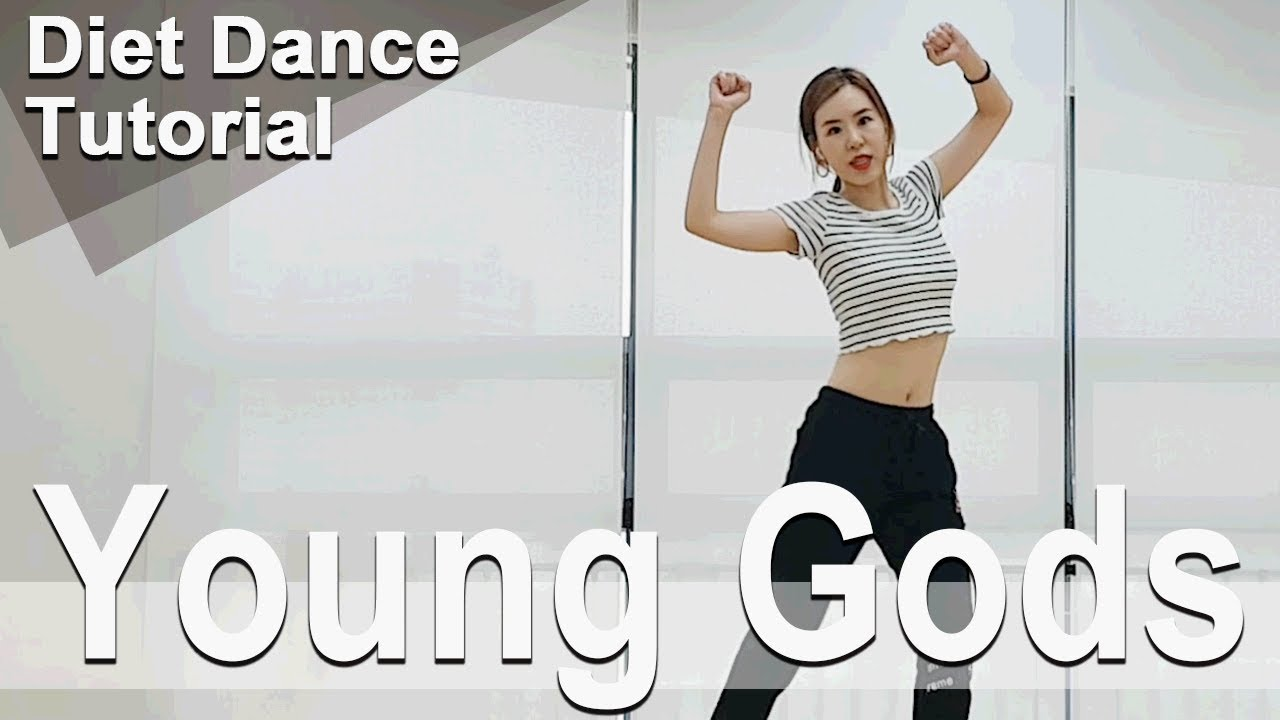 [Tutorial] Young Gods. Total Ape. Dance Workout. Choreo by Sunny. SunnyFunnyFitness. Diet. 댄스다이어트.
