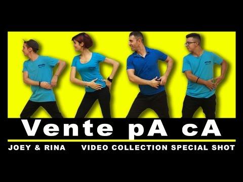 VENTE PA CA | Joey & RINA |  SPECIAL SHOT | Balli di Gruppo 2016/2017 Line Dance