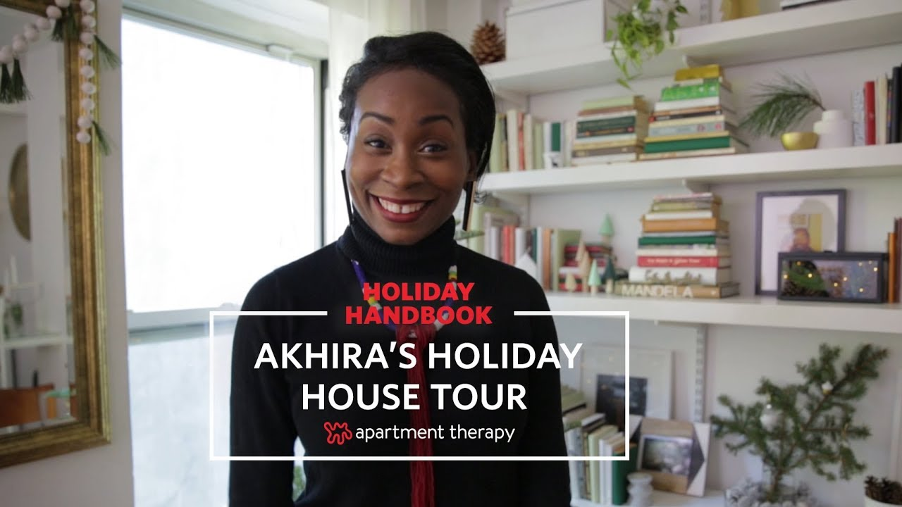 Holiday Handbook Akhira S House Tour Apartment Therapy