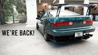 K24 INTEGRA COOLING ISSUE IS FIXED!!