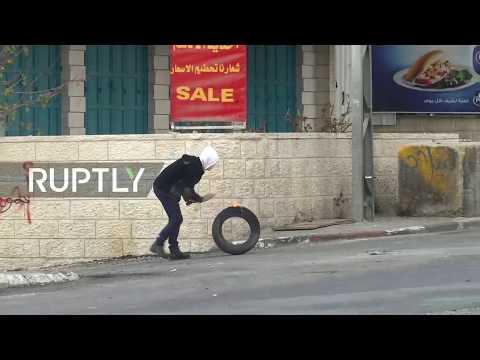 LIVE: Protests hit Bethlehem against US recognition of Jerusalem as Israel's capital